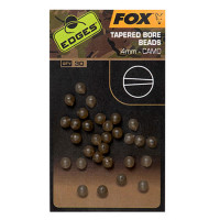 Camo Fox Tapered Bore Beads 6mm x30