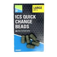 Preston ICS Quick Change Beads Small