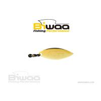 Lamele de Rezerva Biwaa pentru Spinnertail Divinator 4cm 3buc/blister Gold Premium
