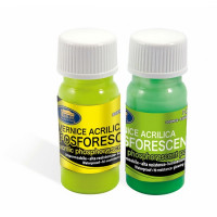VOPSEA FOSFORESCENTA LINEAEFFE 10ML RED/ORANGE