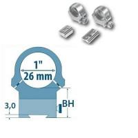 Prindere Ernst Apel G.M.B.H. fixa bar D=26mm / H=13,5mm OBIECTIV 42-50