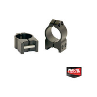 SET RING WARNE SCOPE MOUNTS WEAWER 30MM OBIECTIV 42-52MM