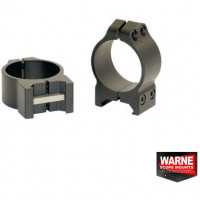 SISTEM PRINDERE WARNE SCOPE MOUNTS XX SET RING WEAWER 30MM OBIECTIV 24-42MM
