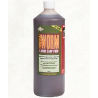 Lichid Atractant Dynamite Baits Worm Liquid Carp Food 1L