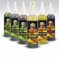 Atractant Korda GOO Orange Bait Smoke 115ml