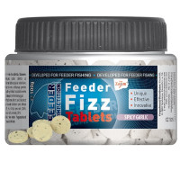 Tablete Carp Zoom Feeder Competition Fizz 100gr Cheese