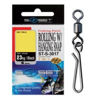 Agrafa Vartej Sunset ST Rolling Hanging Snap ST-S-3017 Nr8 10kg