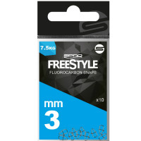 AGRAFE SPRO FREESTYLE FAST CONNECTION 2MM 10 BUC