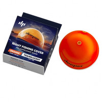 Carcasa pentru Sonar Deeper Night Fishing Cover Orange