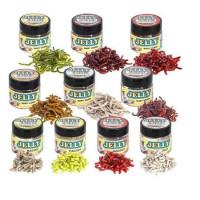 Viermi Benzar Mix Jelly Baits Bloodworm