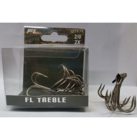 Ancora FL FL-9651 Bronze Nr3/0 8Buc/plic