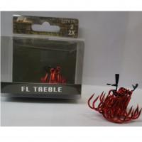 Ancora FL FL-9651 Red Nr2/0 12Buc/plic