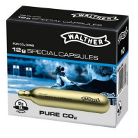 Capsule Umarex Walther Co2 12 Grame 10buc/box
