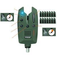 AVERTIZOR ELECTRONIC CORMORAN PRO CARP X3000