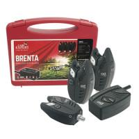SET AVERTIZORI CARP EXPERT RADIO BRENTA 3+1