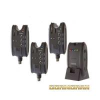 Set 3 avertizori + statie Cormoran Pro Carp F8000.