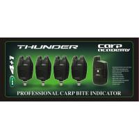 Set Avertizori Carp Academy Thunder 4 Plus 1