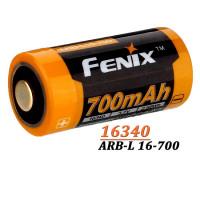 Acumulator Fenix 16340 - 700mAh - ARB-L 16-700