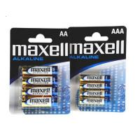 Baterie Alcalina Maxell 1.5v Aaa