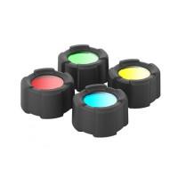 Set Filtre Led Lenser pentru Lanterna MT14, 39mm