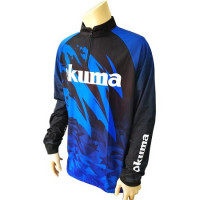 BLUZA OKUMA TOURNAMENT POLO MANECA LUNGA MAR.3XL
