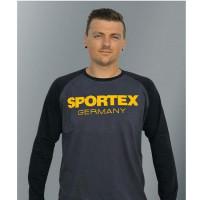 BLUZA SPORTEX BLACK XL