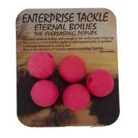 Boilies Enterprise Tackle Eternal Pop-Up Fluoro Boilies 12mm - Pink