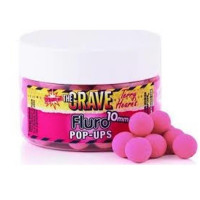 POP-UP DYNAMITE BAITS FLUORO THE CRAVE 20MM