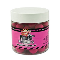 POP-UP FLUORO DYNAMITE BAITS MULBERRY FLORENTINE 15MM