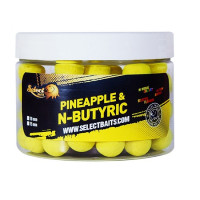 POP-UP SELECT BAITS 12MM YELLOW PINEAPPLE