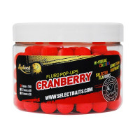 POP-UP SELECT BAITS 8MM RED CRANBERRY