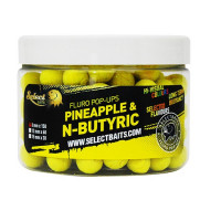 POP-UP SELECT BAITS 8MM YELLOW PINEAPPLE