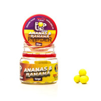POP-UP SENZOR ANANAS SI BANANA GALBEN 6mm 10g