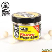 POP-UPS SOLAR FLUORO  RED HERRING 18MM