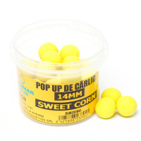 Pop Up Claumar Sweet Corn Yellow 35Gr 14mm