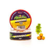 Pop Up Fumigena Senzor Method Feeder Ananas Galben 6mm 10g