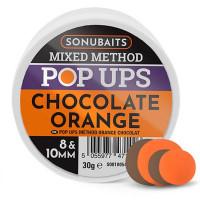 Pop Up Sonubaits Mixed Method Chocolate Orange