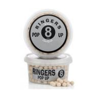 Pop-Ups Ringers  Shellfish Alb 8mm 100g