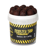 Boilies Solubil Bucovina Carp Baits Monster Trap 150g