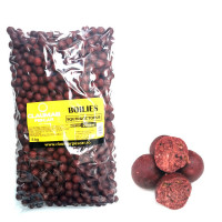 Boilies Claumar Birdfood Tare Squid And Capsuni 20mm 5kg PUNGA