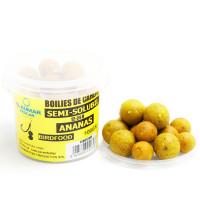 Boilies Claumar Birdfood De Carlig Semi-Solubil Ananas 100gr