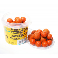 Boilies Claumar Birdfood De Carlig Semi-Solubil Scopex And Squid 100gr