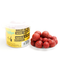 Boilies Claumar Birdfood De Carlig Semi-Solubil Squid And Octopus 100gr