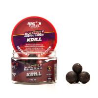 Boilies solubile pentru carlig Senzor Krill 18mm 100g