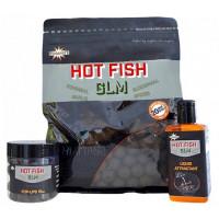 Boilies Dynamite Baits Hot Fish GLM 26mm 350g