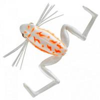 Broasca Daiwa Prorex Micro Soft Bait Frog, Albino, 3.5cm
