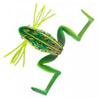 Broasca Daiwa Prorex Micro Soft Bait Frog, Green Toad, 3.5cm