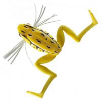 Broasca Daiwa Prorex Micro Soft Bait Frog, Yellow Toad, 3.5cm