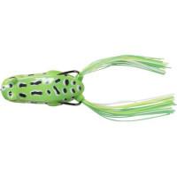 Broasca Savage Gear 3D Pop Frog, Verde, 5.5cm, 14g