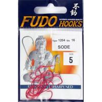CARLIGE FUDO SODE RED NR.18